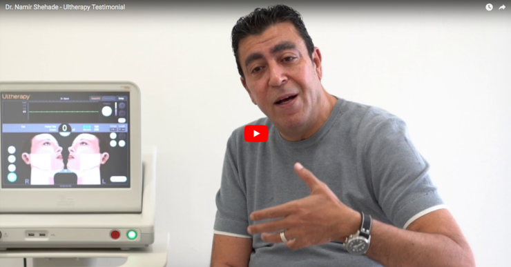 Dr. Namir Shehade talks about Ultherapy